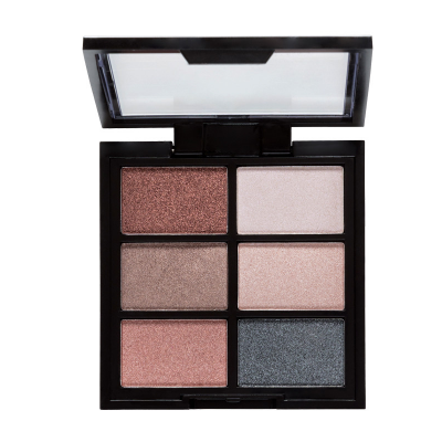 Private label 6 colors eyeshadow palette es0322