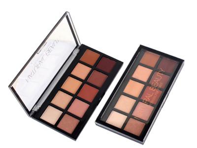 Custom eyeshadow palette 10 colors makup ES0324