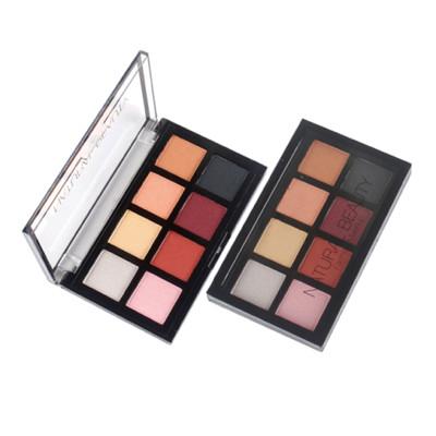 Wholesale makeup natural best eyeshadow palette 8 colors ES0332