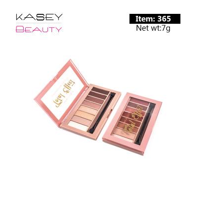 Custom eyeshadow palette 8 colors makeup ES0365