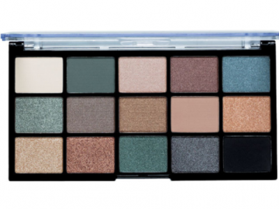 Custom 15 colors eyeshadow palette sell in amazon