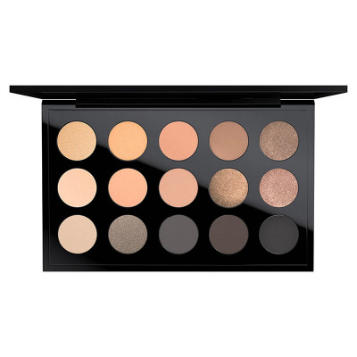 private label cosmetics 15 colors Eye shadow palette China ES0367