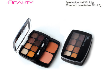 Private lable Makeup set 10 colors – CS0056