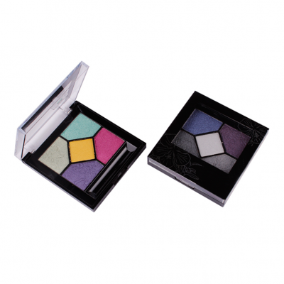 5 Colors Private Label Makeup Eyeshadow Palette ES0052
