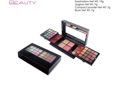 Makeup set (Eyeshadow, Lip gloss, Contour,Bronzer,Blush ) CS0072