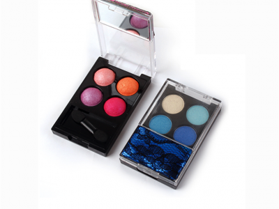 Custom eyeshadow palette manufacturers 4 colors high pigment ES0099