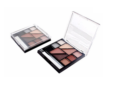 Trending imported wholesale makeup eyeshadow palette 10 colors private label ES0168