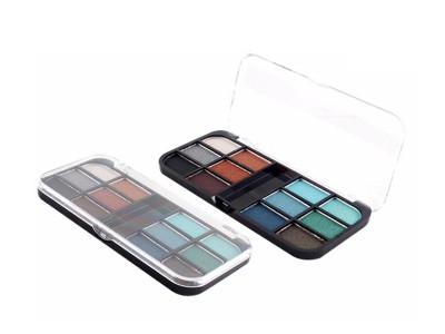 Custom logo makeup 12 colors Natural eyeshadow palette ES0169