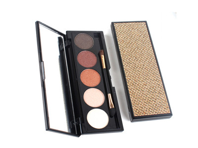 New Inventions no label eyeshadow palette makeup 5 shades