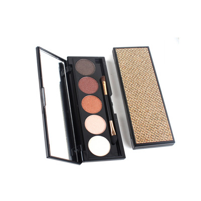 New Inventions no label eyeshadow palette makeup 5 shades ES0177
