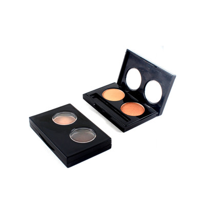 Makeup Eyeshadow Palette Duo Private Label Highly Pigmented ES0180