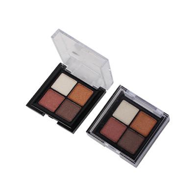 Natural eyeshadow palette 4 colors private label ES0183