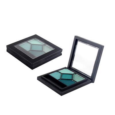 Wholesale makeup 5 colors customize eyeshadow palette ES0221