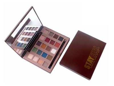 Custom 15 colors high pigment fashion makeup kit ES0292