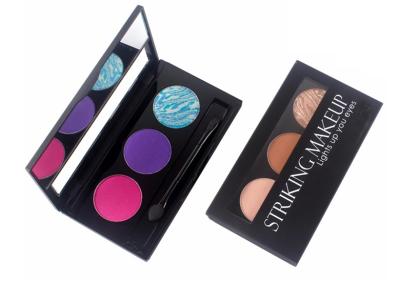 Custom eyeshadow palette wholesale 3 colors ES0314
