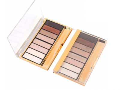 Cheap private label high pigment Eye Shadow Palette 8 colors ES0321
