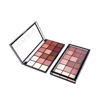 Private label cosmetics eyeshadow palette