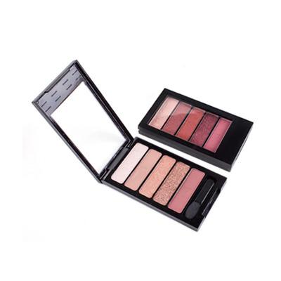 Best selling Metallic eyeshadow palette 5 colors ES0380