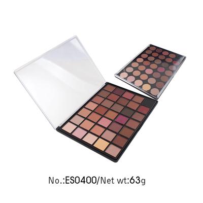 High pigment big eyeshadow palette 35 colors ES0400