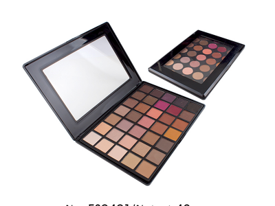Private label cosmetics wholesale 35 colors eye shadow palette ES0401-1