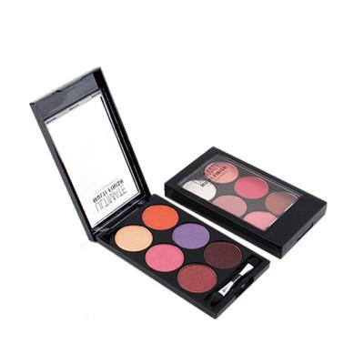OEM Matte eyeshadow palette 6 colors ES0413