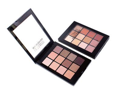 Best matte finish eyeshadow palette 12 colors private label ES0422