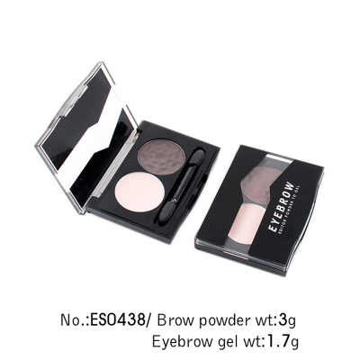 Custom Wholesale makeup due eyebrow ES0438
