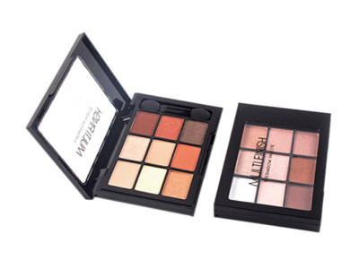 Create your own eyeshadow palette 9 colors ES0447