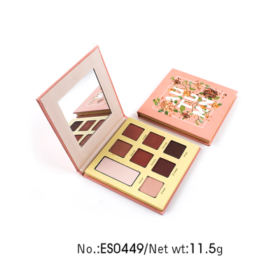 AliexpressPrivate label 8 colors face makeup kits ES0449