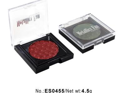 Private label High pigment Metallic eyeshadow ES0455