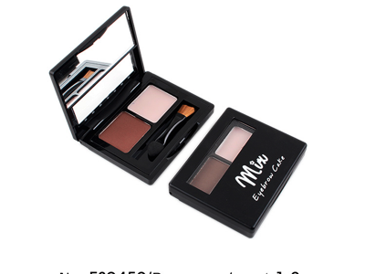 Private label makeup due eyebrow kit ES0459