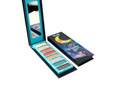 Custom eyeshadow palette 8 colors ES0526