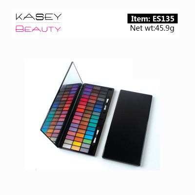 Private label makeup palette Illuminating eyeshadow 51 colors ES135
