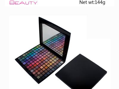 Custom 120 colors Wholesale Makeup  High Pigmented Eyeshadow Pallets