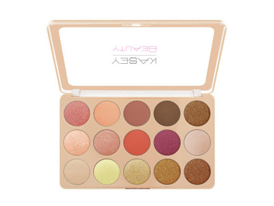 Eye shadow palette private label cosmetics China ES0367