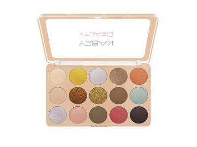 custom eyeshadow palette 15 colors es0367