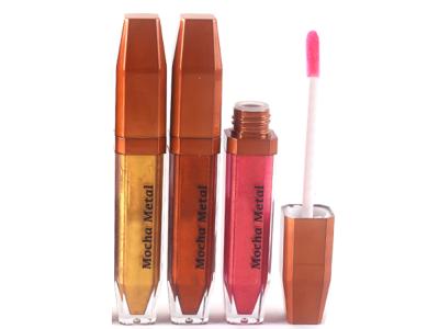 Custom metallic lipgloss LG0281