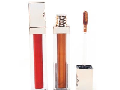Custom metallic lipgloss LG0298