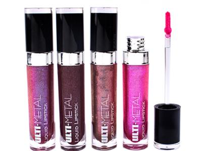 Custom metallic lipgloss LG0329