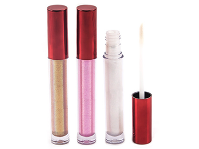 Custom glitter lipgloss  LG0347