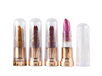 Custom metallic Lipstick LS0563