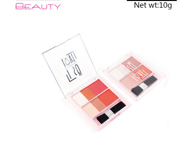 Private label cosmetics wholesale custom eyeshadow palette PS0279