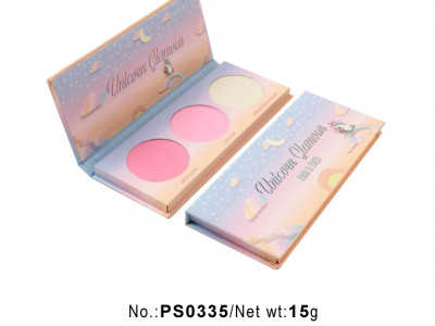Private label cosmetics wholesale palette PS0335