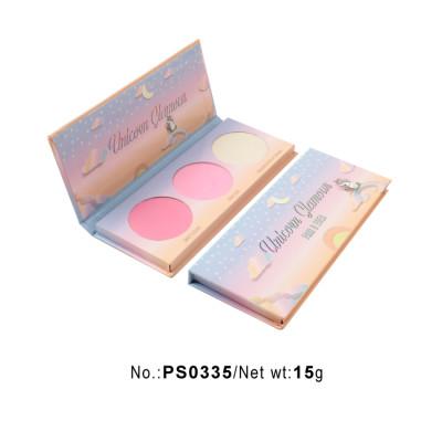 Private label cosmetics wholesale palette PS0335