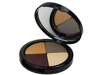 Best eyeshadow palette High pigment 4 colors private label – PS002