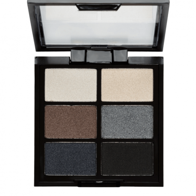 Private label 6 colors eyeshadow palette