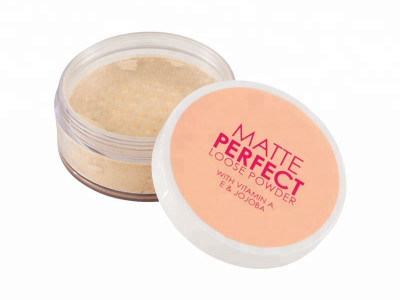 Best selling matte Loose powder private lable vegan LP003