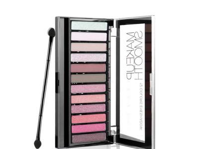12 colors makeup eyeshadow palette ES0401