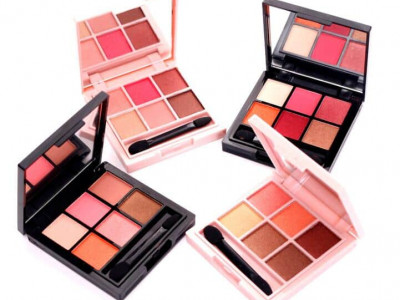 6 colors makeup eyeshadow palette ES0400