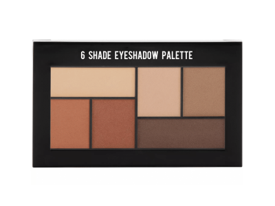 6 colors makeup eyeshadow palette ES0405
